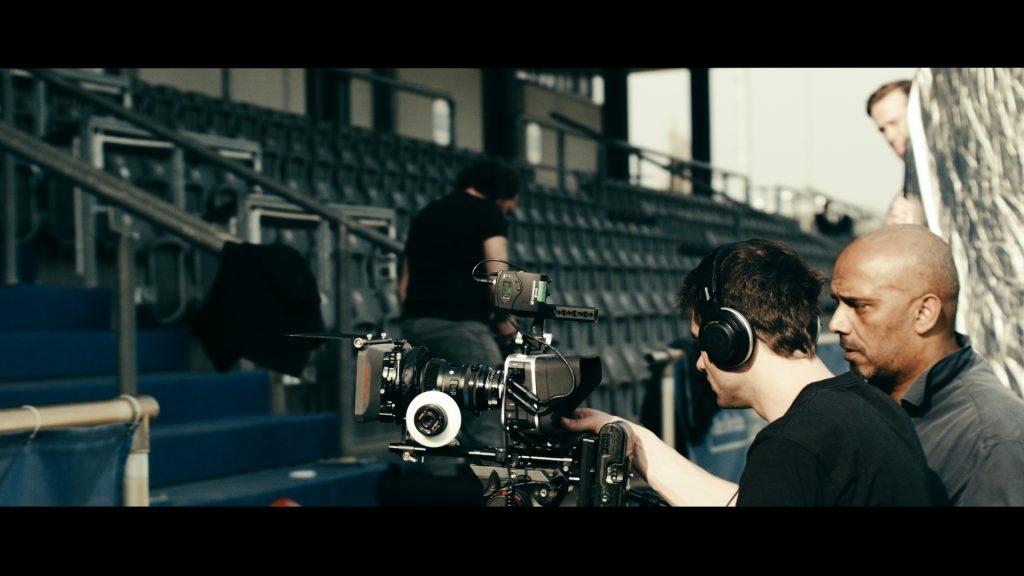 Erste Liga – Zu Gast als Videoproduktion bei Hertha BSC